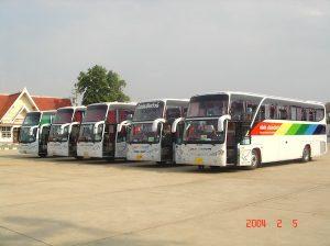 รถบัสเช่า ภัสสรชัยทัวร์ ยุคใหม่ ปี 2004