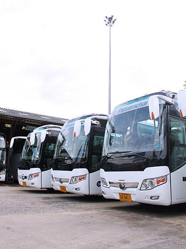 รถบัสรับ-ส่งพนักงาน